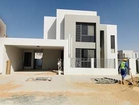 5 Bedroom Villa for Sale in Dubai Hills Estate, Dubai - Sidra 1 5BD L Single Row On Park Re-Sale