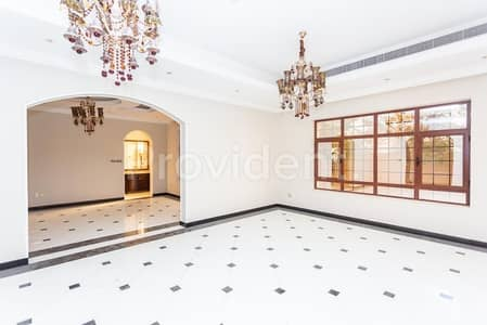 5 Bedroom Villa for Rent in Al Barsha, Dubai - Spacious Luxury Villa | Great Outdoor Pool