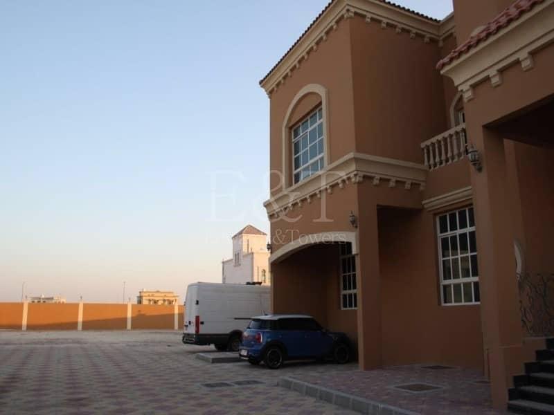 Beautiful 6 Br Villa in Shakboot Area !!