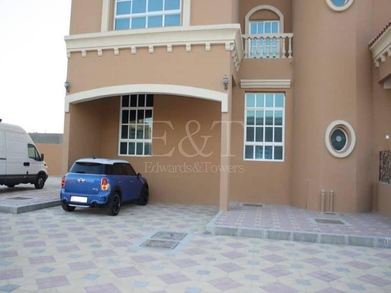2 Beautiful 6 Br Villa in Shakboot Area !!