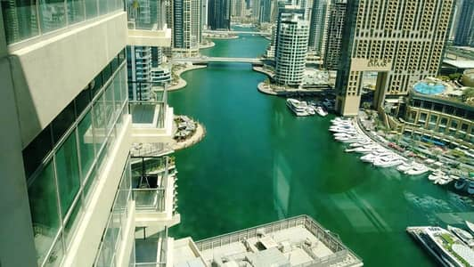 High Floor -Spectacular Marina Views-2 Bed Apartment