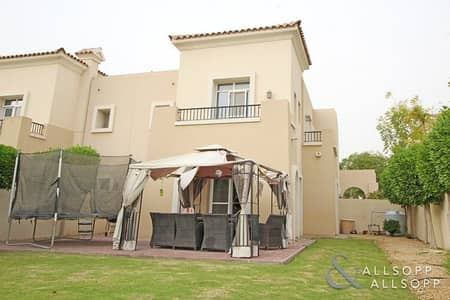 3 Bedroom Villa for Rent in The Lakes, Dubai - 3 Bed | Next To Pool & Park | Large Garden
