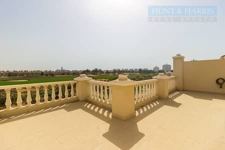 4 Bedroom Townhouse for Rent in Al Hamra Village, Ras Al Khaimah - Spacious Family Living - Al Hamra Village