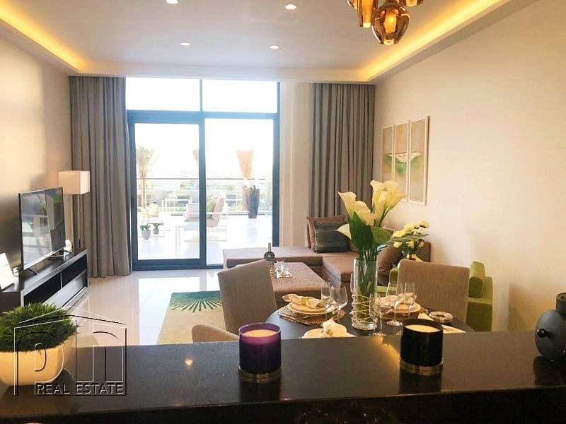 Fully Furnished Luxury 1 Bed Apartment