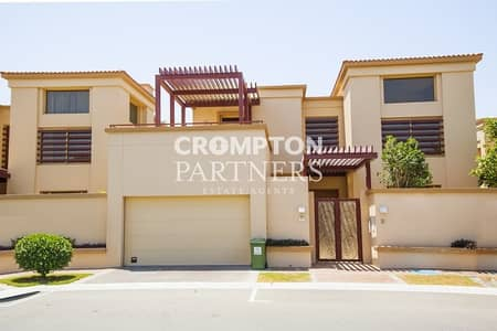 5 Bedroom Villa for Sale in Al Raha Golf Gardens, Abu Dhabi - A Narjis (5B) with an Amazing View