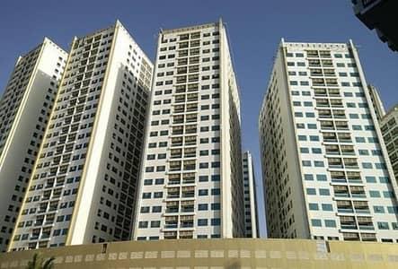 Studio for Rent in Ajman Downtown, Ajman - Cheapest Studio for Rent in Pearl towers in ( AJMAN )