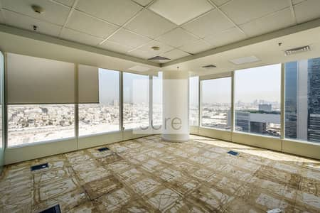 Office for Rent in Sheikh Zayed Road, Dubai - Spacious unit | Semi furnished and fitted