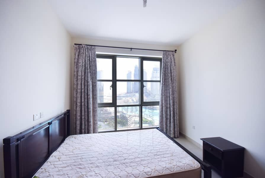 12 Burj-Fountain Views | Huge 2BR Standpoint