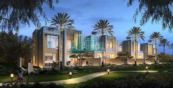 فیلا  للبيع في ريم، دبي - Corner villa