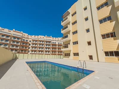 1 Bedroom Flat for Rent in Al Warsan, Dubai - 1 Month Free! 700 Sq. Ft. 1 B/R | Pool View! | Warsan Fourh