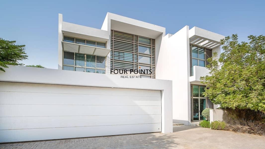 15 District One MBR |  Contemporary 4BR Villa