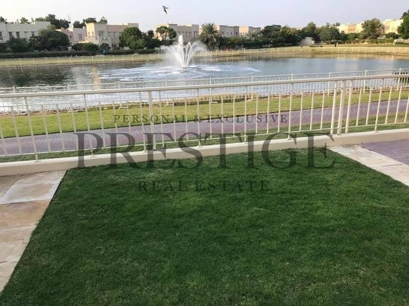 10 3 Beds Villa Facing Lake View | Type 2E