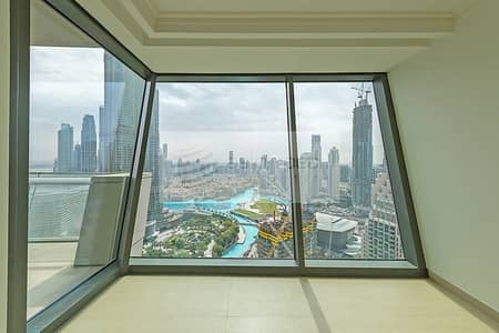 BEST fountain View | 3BR + M| BURJ VISTA