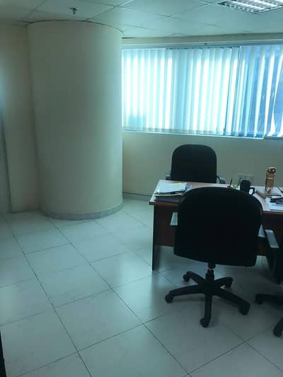 BIG SIZE OFFICE IN FALCON TOWERS FOR SALE