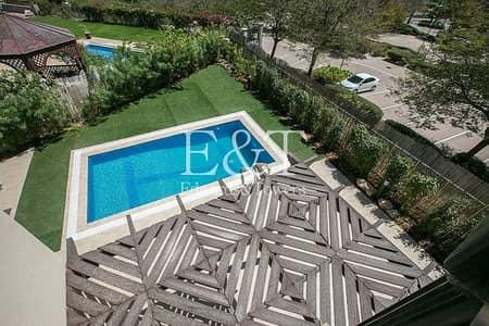 فیلا 4 غرف نوم للبيع في جزر جميرا، دبي - Well maintaint|Vacant|4BR E-Foyer Villa|JI