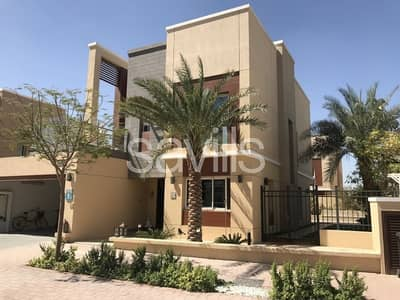 3 Bedroom Villa for Rent in Al Barsha, Dubai - Opposite to Park - 3 Beds Detached - Vacant