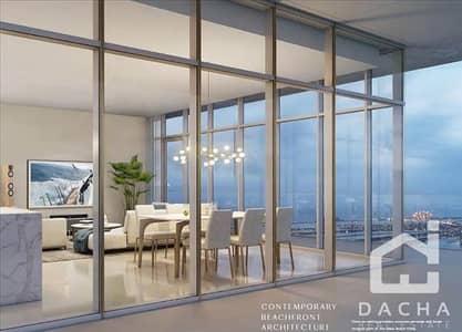 شقة 3 غرفة نوم للبيع في واجهة دبي البحرية، دبي - MIAMI LIFESTYLE! OWN YOUR PROPERTY NOW!
