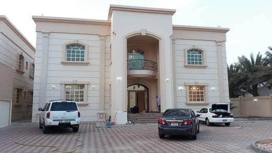 Elegant & Spacious Duplex Villa 6BHK 2Majlis Balcony for rent located at Al Shuaiba area Al ain