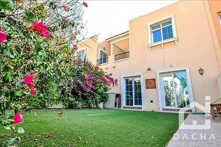 2 Bedroom Villa for Sale in Arabian Ranches, Dubai - Furnished / Vacant / Single Row / Type 4M