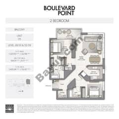EXCLUSIVE LOCATION|BLVD POINT|DOWNTOWN DUBAI | Bayut com