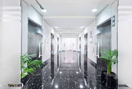 Office for Rent in Dubai Festival City, Dubai - Fitted Office for rent - Festival Tower