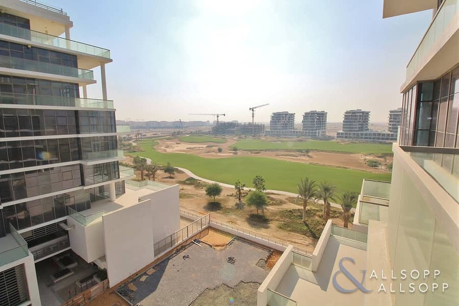 One Bedroom | Rented | Golf Course View