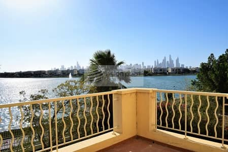 3 Bedroom Villa for Rent in The Springs, Dubai - Full Lake View| Type 1E | 3BR+Maid+Study
