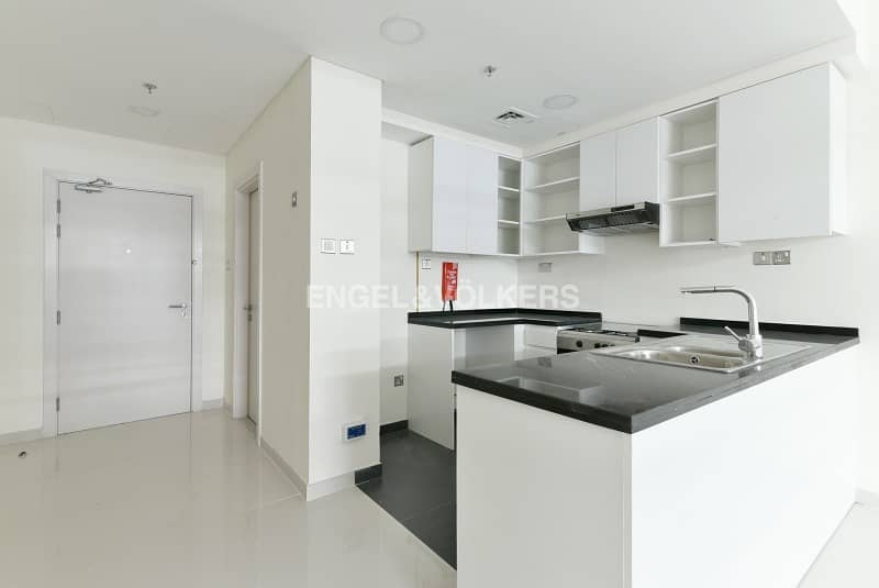 2 Open Kitchen with Maids Room | Brand New