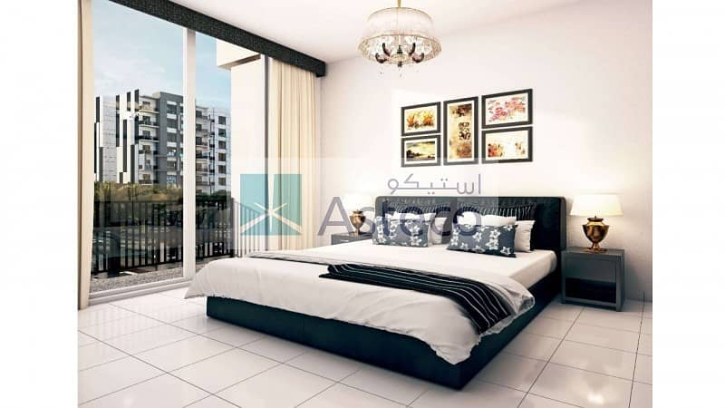 2BR Apartment |Luxury Finishing | Fully-Furnished