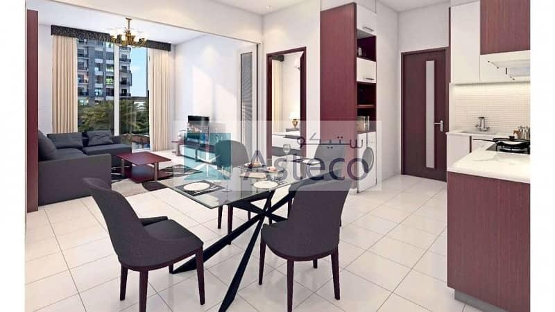 2 2BR Apartment |Luxury Finishing | Fully-Furnished