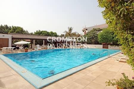 4 Bedroom Villa for Rent in Corniche Road, Abu Dhabi - Great Family Home w/ Facilities & Garden
