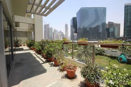 4 Bedroom Villa for Sale in Business Bay, Dubai - Four Bed | Podium Villa | Bay Avenue View