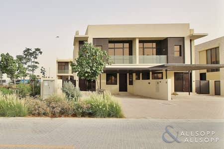 3 Bedroom Villa for Sale in DAMAC Hills (Akoya by DAMAC), Dubai - Largest 3 Bed | Next To Park | End Unit