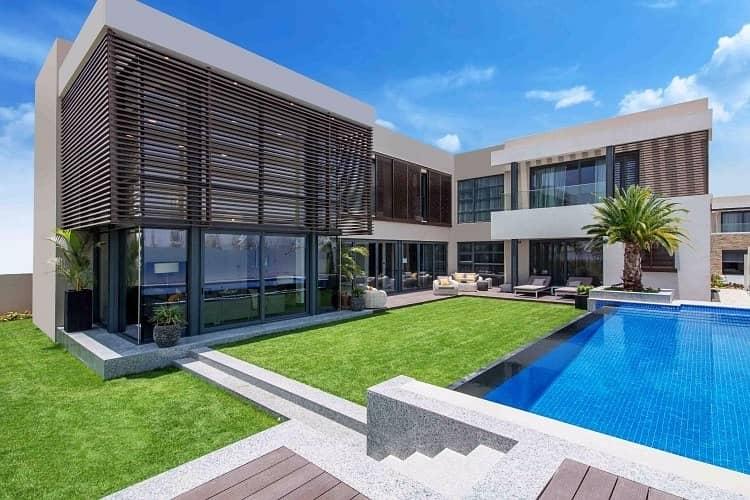 luxury  villa in MBR City