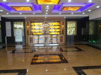 محل تجاري  للايجار في القوز، دبي - محلات مواجهة الطريق في الفارس مول في القوز - 1 (HA)