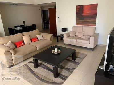 2 Bedroom Flat for Rent in Jumeirah Beach Residence (JBR), Dubai - Cheapest 2 Bedroom in Sadaf 7 JBR for Rent