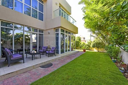 5 Bed Cedre Villas in Dubai Silicon Oasis