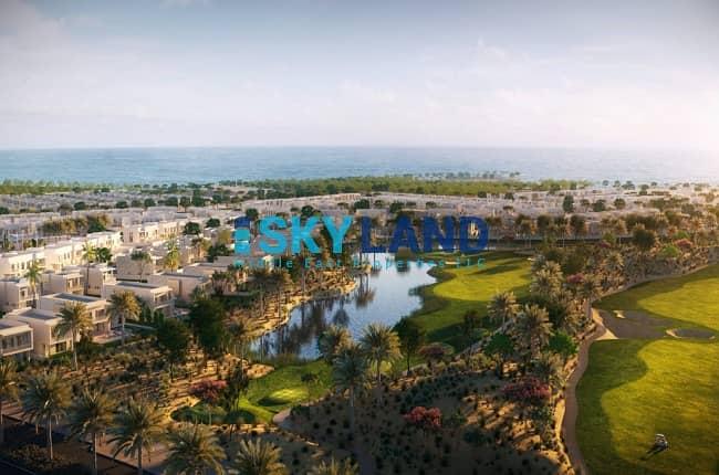 2 2Bedrooms Villa in Yas Acres ! Handover 2020