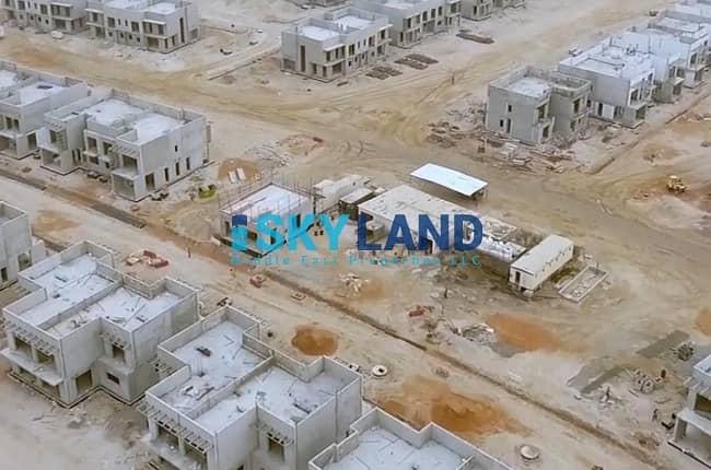 9 2Bedrooms Villa in Yas Acres ! Handover 2020