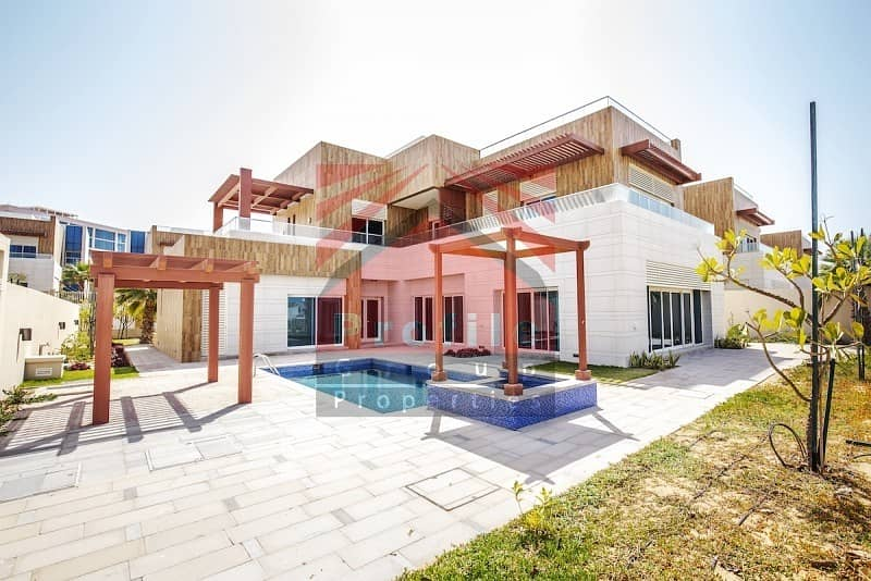 16 Brand New 6 Master Bedrooms Villa for Sale