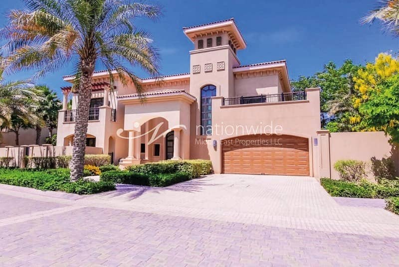2 Luxurious 6BR Villa with Pool + Sea View