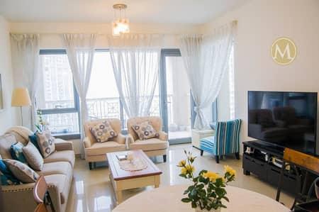 2 Bedroom Flat for Rent in Downtown Dubai, Dubai - Dubai Downtown Furnished Apt for Rent
