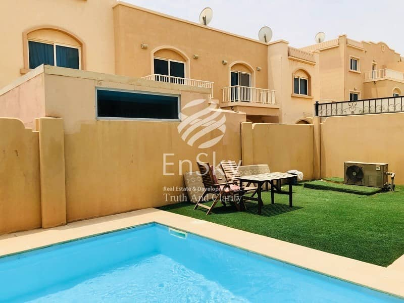 21 HOT DEAL- Excellent Opportunity for 5+M with pool