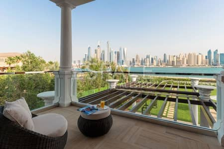 7 Bedroom Villa for Sale in Palm Jumeirah, Dubai - Mansions | Skyline View | High End Finishing