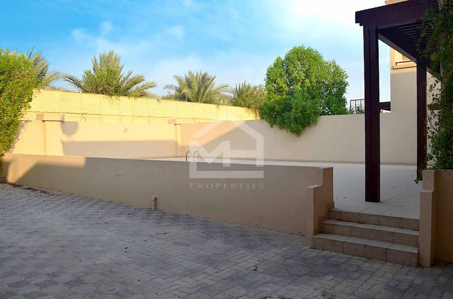 2 Private 5BR + M w/ Private Garden + Pool