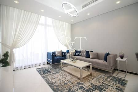 3 Bedroom Villa for Sale in Jumeirah Village Triangle (JVT), Dubai - 3 BR + Maid Contemporary quality TH |JVT
