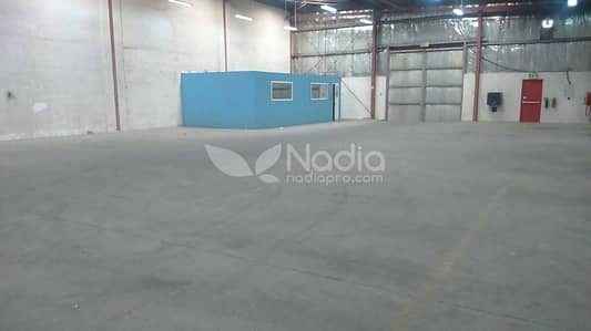 Warehouse w/ Office for Dry Storage in DIP for Rent