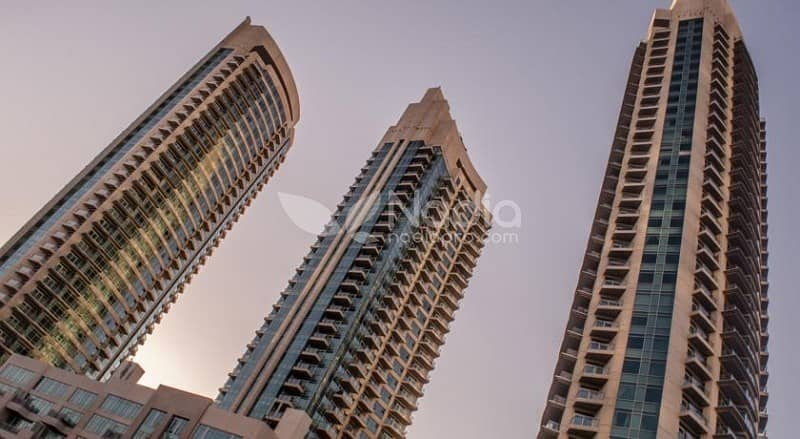 12 1 Bedroom | Loft West Tower | Downtown Dubai | For Rent