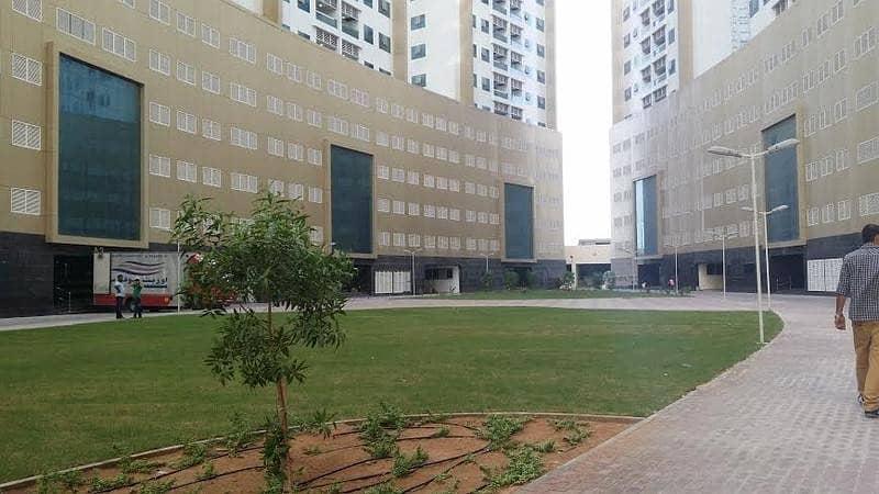 شقة في أبراج لؤلؤة عجمان عجمان وسط المدينة 2 غرف 24000 درهم - 3927525