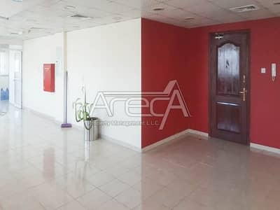 Office for Rent in Al Salam Street, Abu Dhabi - Well Kept Strategically Located Office Space! Salam Street Area
